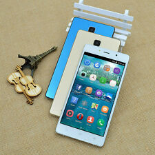 """NEW SELL 5.5"""" Touch Android Smartphone Mobile Phone Dual SIM GPS WiFi Dual Core"""