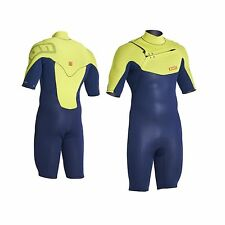 ION Onyx Mens Wetsuit Shorty Springy SS short sleeve warmth flexibility comfort