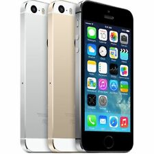 "APPLE IPHONE 5S 32GB  iOS 8MP WIFI  4.0""Unlocked GSM SMARTPHONE W/Gift"