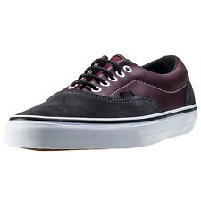 Vans Era Mens Trainers Port Grey New Shoes