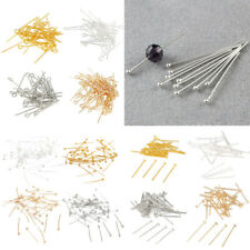 20/30/40/50mm Findings Retro Charms Head/Eye/Ball Pins U Pick Style