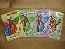 FLUTTER-BYES MAGIC FLYER FLYING BUTTERFLIES - BIRTHDAY, GREETING CARD SURPRISE