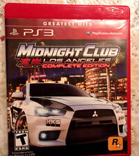 MIDNIGHT CLUB ; LOS ANGELES----PS3  GAME
