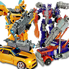 Dark of the Moon Transformers 4 Cool Optimus Prime Car Action Figures Toy Gift