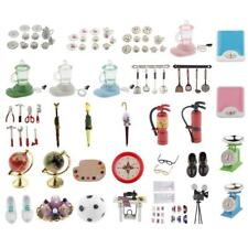 Miniature Kitchenware/Cookware/Tea Set for 1:12 Dolls House Home Shop Accessory