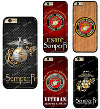 USMC Marine Corps Semper FI Fidelis Phone Case For Touch /iPhone/Samsung/Sony/LG