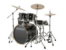 "Ludwig Element Evolution Drum Set With Hardware & Zildjian ZBT Cymbals - 22"" Bas"