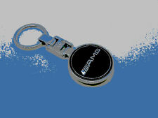 Car Logo Titanium Key Chain Keychain Ring Keyfob Metal Keyring for Mercedes Benz