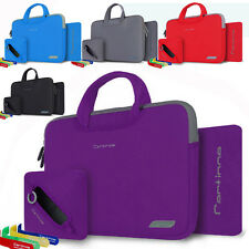 11 12 13 14 15 inch Laptop Bag Sleeve Case Briefcase Pouch for MacBook, iPad