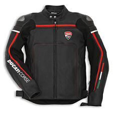 DUCATI CORSE LEATHER MOTORCYCLE JACKET