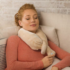 Brookstone Theraspa Nap Massaging Wrap