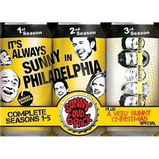 Its Always Sunny in Philadelphia: Complete Seasons 1-5 Plus A Very Sunny Christm