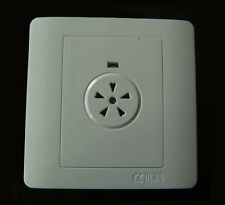 Wall Mount Voice Light Sensor Switch Sound & Light Controlled Delay Switch