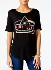 Pink Floyd T-Shirt Dark Side of the Moon Tour rock Girls Tee Official S M NWT