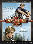 Rescue Me: The Complete Fifth Season (DVD, 2010, 6-Disc Set)