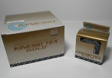 "【12 Rolls】Authentic Original Kinesio Tex Gold 2"" Kinesiology Tape Black or Beige"