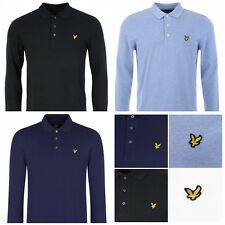 LYLE AND SCOTT LONG SLEEVE POLO ! Special offer -S-XL !!
