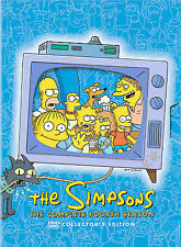 The Simpsons - The Complete Fourth Season (DVD, 4-Disc Set)  NEW AND SEALED
