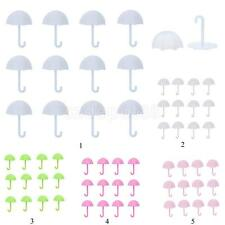 12x Umbrella Shape Candy Gift Boxes Wedding Party Xmas Baby Shower Filler Favour
