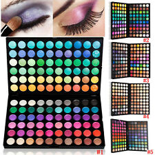 New Fashion 120 Full Color Professional Makeup Cosmetic Eye Shadow Palette Kit