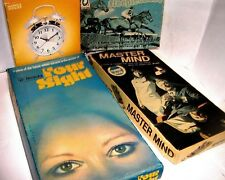 VINTAGE & RETRO BOARD GAMES 1960/2000 ~ click HERE to browse or order