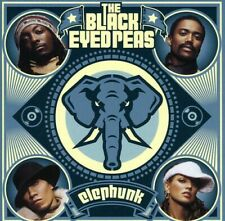 Elephunk [Bonus Track] [Edited] by The Black Eyed Peas (CD, May-2004, Interscope