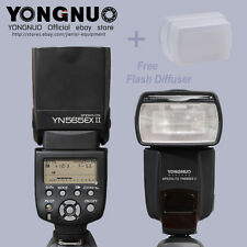 YONGNUO TTL FLASH SPEEDLITE YN565EX  YN565EXII FOR CANON NIKON CAMERA