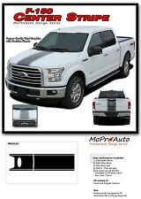 2015-2018 Ford Truck F-150 CENTER STRIPES Vinyl Decals Graphics 3M Pro PD3523