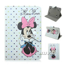 """Pu leather universal tablet case for 7-7.9"""" kids pu leather Mickey Stand Cover"""