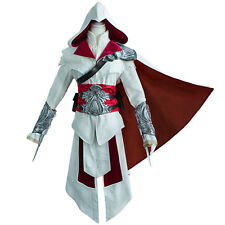 Ezio Auditore da Firenze Cosplay Assassins Creed Discovery Brotherhood Costume 1