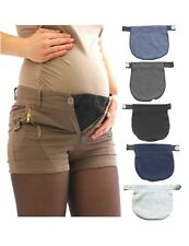 Pants extension pants-skirt Belly Band Rubberband Buttons for Maternity Trousers