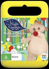 In The Night Garden - Makka Pakka's Trum - DVD Region 4
