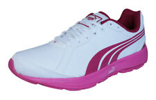 Puma Descendant SL JR Girls Running Trainers / Shoes - White