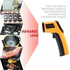 Non-Contact IR Infrared Digital Temperature Thermometer Laser Point Gun NEW XP