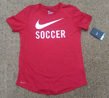 Women's Nike Soccer T shirt # 9, MIA HAMM, new/tag, RED, GREAT FOR PLAYERS