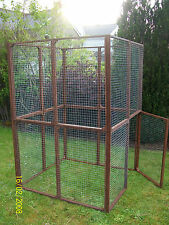 2 aviary panels run kennel Chicken Ducklings Rabbits Guinea  Bird Cat Dog pets