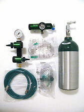 Aviation Pilot Oxygen System Dual Control High Duration - New by Delta AirKing