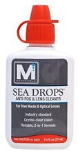 M Essentials Sea Drop Anti-Fog & Lens Cleaner for Dive Masks