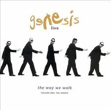 Genesis Live: The Way We Walk, Vol. 1 by Genesis cd