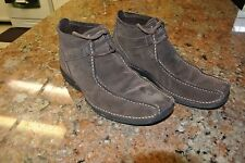 COLE HAAN AIR SUEDE  DRIVING MOCCASINS SIZE 10.5 BRN EXC CONDITION $298