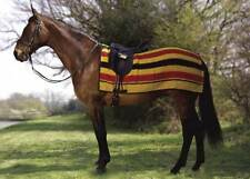 Rhinegold Newmarket Stripe 3/4 Wool Ride-On Rug, Exercise Sheet