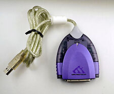 Microtech SCSI to USB ADAPTER cable JAZ 1 2GB SCSI USBA converter USB-SCSI-HD50