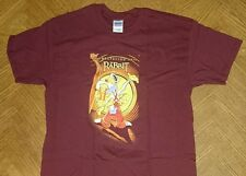 Roger Rabbit Hobbit Lord of the Rings T-shirt size Mens Medium