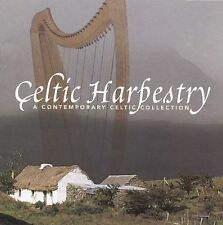 Celtic Harpestry: A Contemporary Celtic Collection by Various Artists (CD, No...