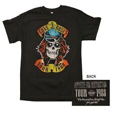 Guns n Roses Appetite Tour 1988 T Shirt
