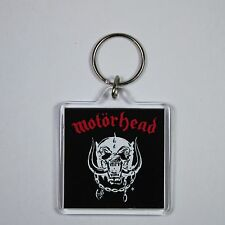 MOTORHEAD CD / Album PHOTO KEYRING - 33 DESIGNS **FREE 1st CLASS POST**