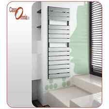HEATED TOWEL RAILS PALERMO - WHITE CHROME OR ANTHRACITE
