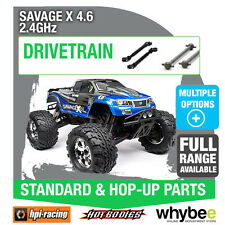 HPI SAVAGE X 4.6 2.4GHz [Drivetrain Parts] Genuine HPi Racing R/C Parts!