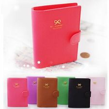 Gift Buckles Fashion Bowknot Bow Cover Holder Passport Case Protect