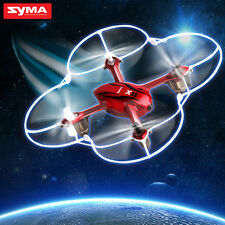 Genuine Syma X11 2.4G Gyro RC Quadcopter UFO Drones Helicopter w/Flash Lights
